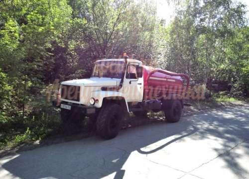 Ассенизатор ГАЗ 3308