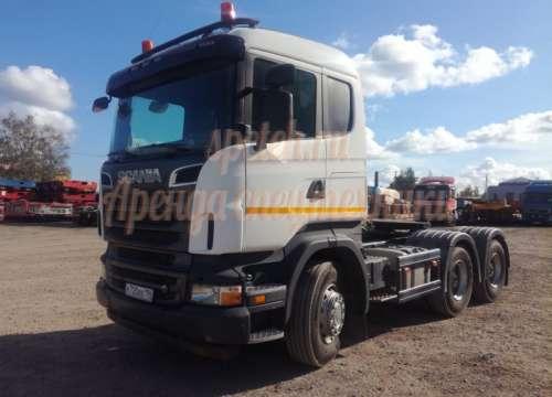 Scania + faymonville до 65 тн