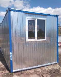 Вагончик строительный Бытовка  6х2,4х2,5 м