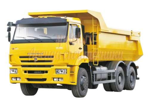 Самосвал DongFeng 20 тонн