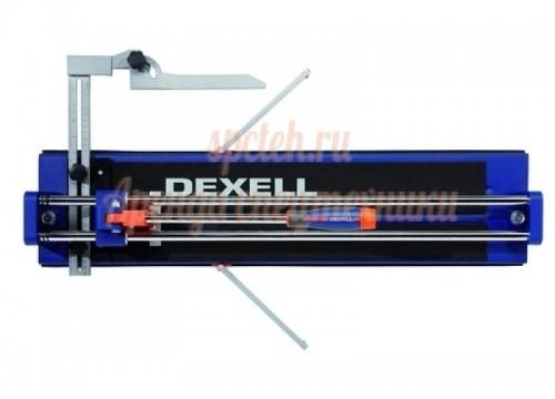 Компрессор плиткорез ручной Dexell 600 мм, толщина реза 14 мм